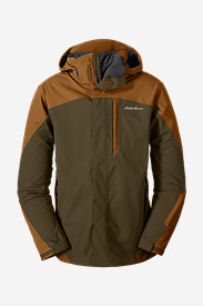 Brown Jackets for Men: Men's Powder Search 3-In-1 Jacket