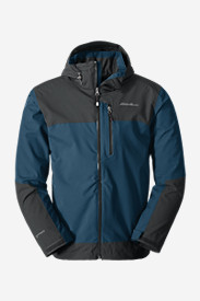 Water Resistant Jackets for Men: Men's All-Mountain Shell Jacket