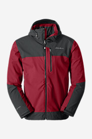 Red Jackets: Men's All-Mountain Shell Jacket