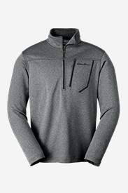 Comfortable Jackets: Men's High Route Fleece Pullover