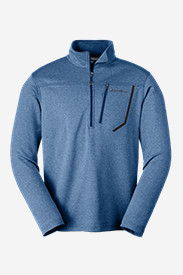 Insulated Jackets: Men's High Route Fleece Pullover