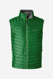Green Vests: Men's IgniteLite Reversible Vest