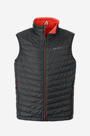 Gray Vests for Men: Men's IgniteLite Reversible Vest