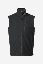 Men's Sandstone Soft Shell Vest