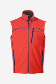 Red Vests: Men's Sandstone Soft Shell Vest