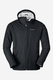 Winter Coats: Men's Cloud Cap Lightweight Rain Jacket