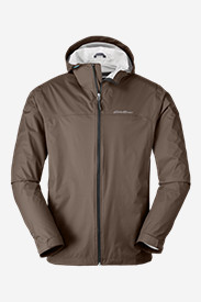 Men's Cloud Cap Lightweight Rain Jacket