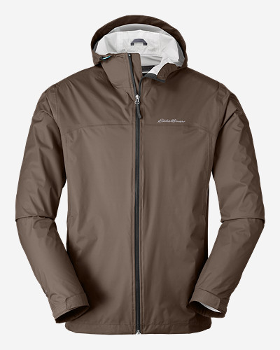 Rain Jackets for Men: Men's Cloud Cap Lightweight Rain Jacket