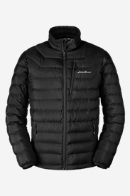 Comfortable Jackets: Men's Downlight StormDown Jacket