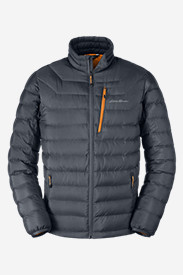 Water Resistant Jackets for Men: Men's Downlight StormDown Jacket