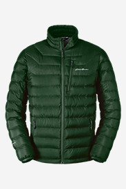 Green Jackets for Men: Men's Downlight StormDown Jacket