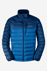 Mens Ski Jackets: Men's Downlight StormDown Jacket