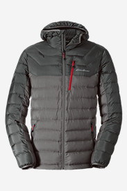 Jackets: Men's Downlight StormDown Hooded Jacket