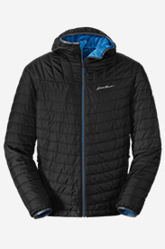 Mens Ski Jackets: Men's IgniteLite Reversible Hooded Jacket