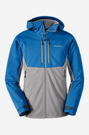 Blue Jackets: Men's Sandstone Thermal Jacket