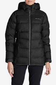 Water Resistant Jackets: Women's Downlight Alpine Jacket