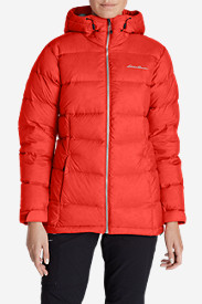 Red Jackets: Women's Downlight Alpine Jacket