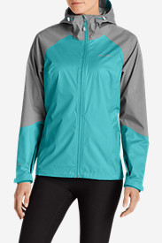 Women's Cloud Cap Flex Rain Jacket
