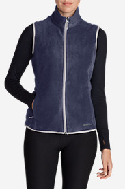 Womens Vests: Women's Quest 200 Fleece Vest
