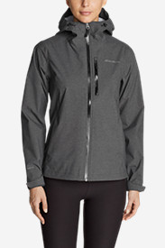 Women's Cloud Cap Stretch Rain Jacket