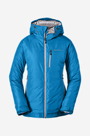 Insulated Jackets for Women: Women's BC Downlight StormDown Jacket