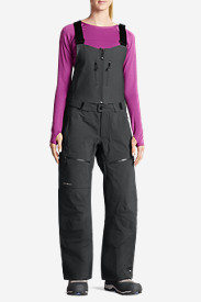 Soft Shell Pants for Women: Women's Neoteric Removable Bib