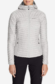 Women's MicroTherm® StormDown® Hooded Jacket
