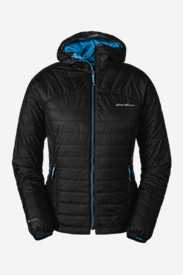 Insulated Jackets for Women: Women's IgniteLite Reversible Hooded Jacket