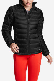 Water Resistant Jackets: Women's Downlight StormDown Jacket