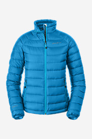 Blue Jackets: Women's Downlight StormDown Jacket