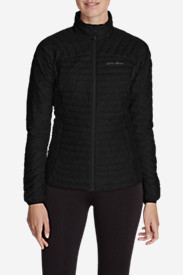 Insulated Jackets for Women: Women's MicroTherm StormDown Jacket