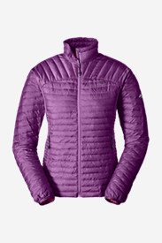Tall Jackets for Women: Women's MicroTherm StormDown Jacket