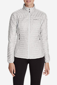 Insulated Jackets: Women's MicroTherm StormDown Jacket
