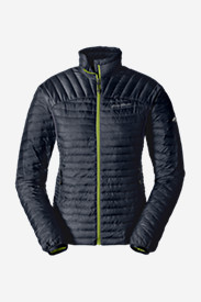 Blue Jackets: Women's MicroTherm StormDown Jacket