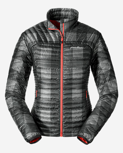 Gray Petite Outerwear for Women: Women's MicroTherm StormDown Jacket