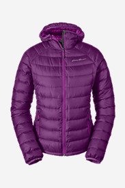Tall Jackets for Women: Women's Downlight StormDown Hooded Jacket