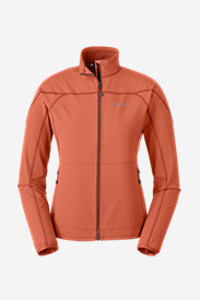 Women's Sandstone Soft Shell Jacket