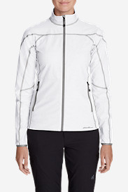 Water Resistant Jackets: Women's Sandstone Soft Shell Jacket