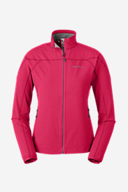 Red Jackets: Women's Sandstone Soft Shell Jacket