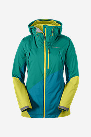 Hiking Jackets: Women's Telemetry Freeride Jacket