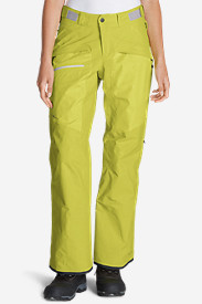Snow Pants for Women: Women's Telemetry Freeride Pants