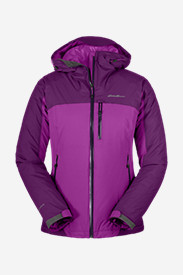 Water Resistant Jackets: Women's BC Igniter Jacket