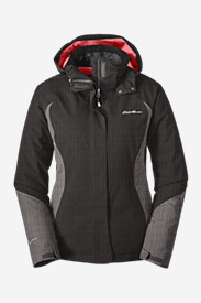 Insulated Jackets: Women's Powder Search Insulated Jacket