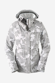 White Jackets: Women's Powder Search 3-in-1 Jacket
