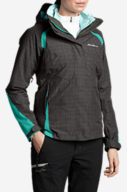 Water Resistant Jackets: Women's Powder Search 3-in-1 Jacket