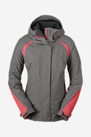 Insulated Jackets for Women: Women's Powder Search 3-in-1 Jacket