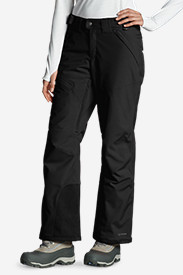Water Resistant Pants for Women: Women's Powder Search Insulated Pants