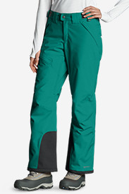 Petite Pants for Women: Women's Powder Search Insulated Pants