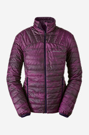 Purple Jackets: Women's IgniteLite Reversible Jacket