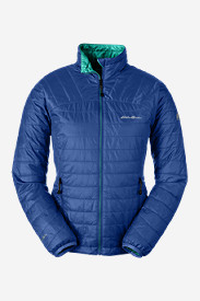 Blue Jackets: Women's IgniteLite Reversible Jacket
